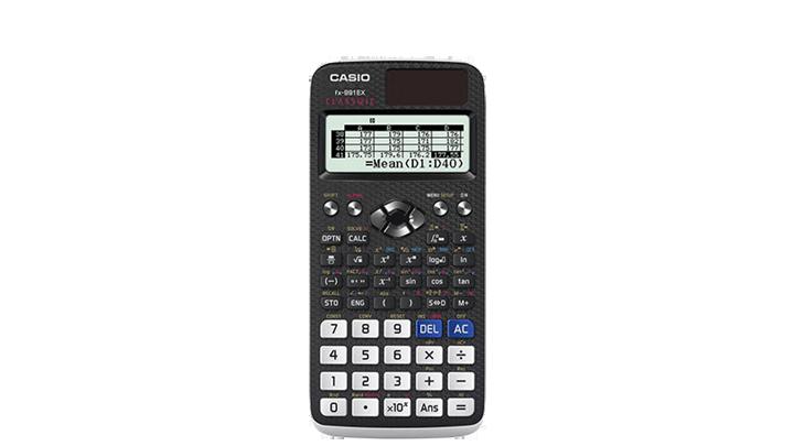 Calculatrices graphiques et scientifiques