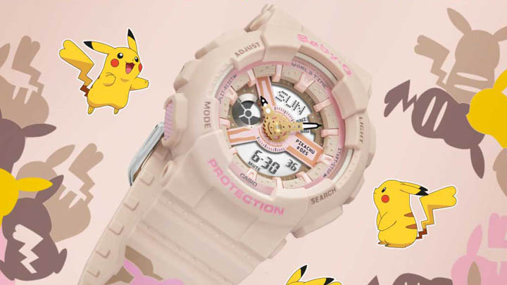 Baby-G Collection